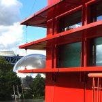Inauguration de la Folie Numérique (parc de la Villette ) 12-13-14 janvier