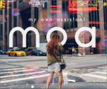 M.O.A (une une histoire interactive en réalité augmentée issue de l'univers des Furtifs) – 2020